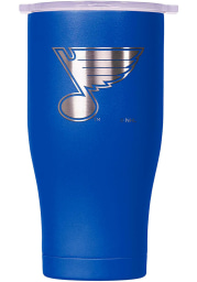 St Louis Blues ORCA Chaser 27oz Laser Etched Logo Stainless Steel Tumbler - Blue