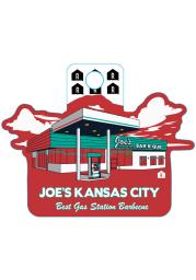 Kansas City Joes BBQ Stickers