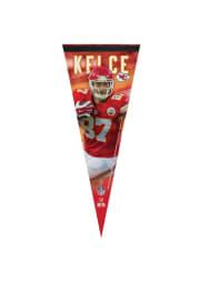 Kansas City Chiefs Travis Kelce Player Pennant