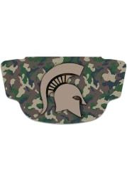 Michigan State Spartans Camo Fan Mask