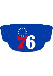 Philadelphia 76ers Team Logo Fan Mask