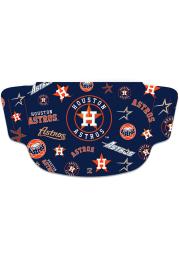 Houston Astros Scattered Fan Mask