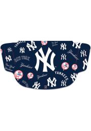 New York Yankees Scattered Fan Mask