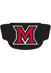 Miami RedHawks Team Logo Fan Mask