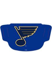 St Louis Blues Team Logo Fan Mask