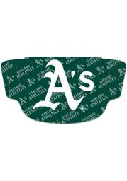 Oakland Athletics Repeat Logo Fan Mask
