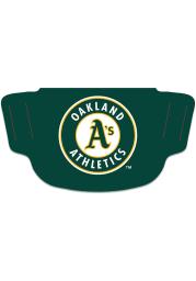 Oakland Athletics Team Logo Fan Mask