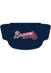 Atlanta Braves Team Logo Fan Mask