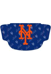 New York Mets Repeat Logo Fan Mask