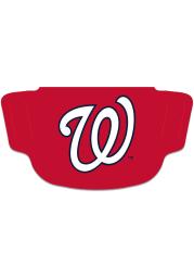Washington Nationals Team Logo Fan Mask