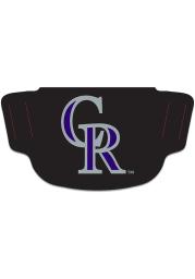 Colorado Rockies Team Logo Fan Mask