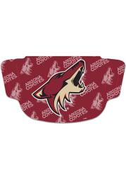 Arizona Coyotes Repeat Logo Fan Mask