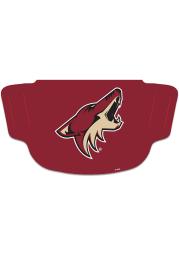 Arizona Coyotes Team Logo Fan Mask
