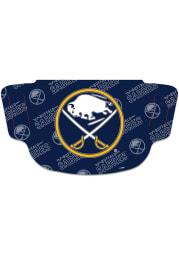 Buffalo Sabres Repeat Logo Fan Mask