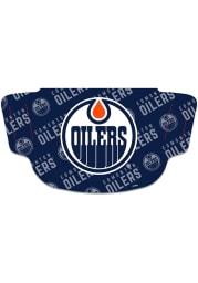 Edmonton Oilers Repeat Logo Fan Mask