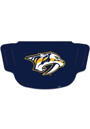 Nashville Predators Team Logo Fan Mask