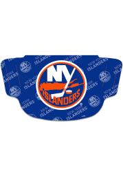 New York Islanders Repeat Logo Fan Mask