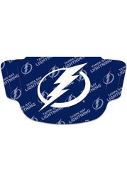Tampa Bay Lightning Repeat Logo Fan Mask