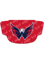 Washington Capitals Repeat Logo Fan Mask