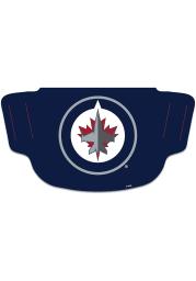 Winnipeg Jets Team Logo Fan Mask