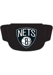 Brooklyn Nets Team Logo Fan Mask