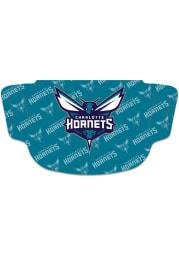 Charlotte Hornets Repeat Logo Fan Mask