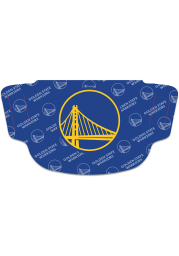 Golden State Warriors Repeat Logo Fan Mask
