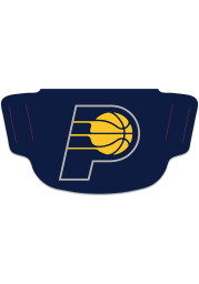 Indiana Pacers Team Logo Fan Mask