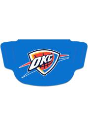 Oklahoma City Thunder Team Logo Fan Mask