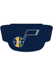 Utah Jazz Team Logo Fan Mask