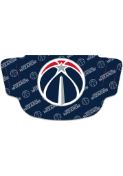 Washington Wizards Repeat Logo Fan Mask