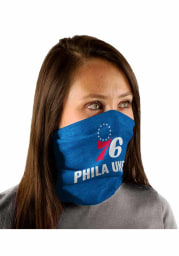 Philadelphia 76ers Heathered Fan Mask