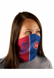 Detroit Pistons Split Color Fan Mask
