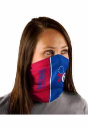Philadelphia 76ers Split Color Fan Mask