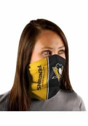Pittsburgh Penguins Split Color Fan Mask