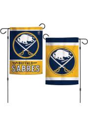 Buffalo Sabres 2 Sided Team Logo Garden Flag
