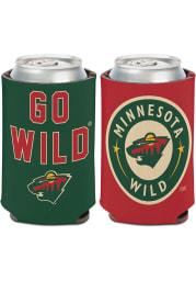 Minnesota Wild Slogan Coolie