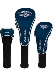 Nevada Wolf Pack 3 Pack Golf Headcover
