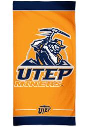 UTEP Miners Spectra Beach Towel