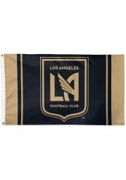 Los Angeles FC 3x5 Blue Silk Screen Grommet Flag