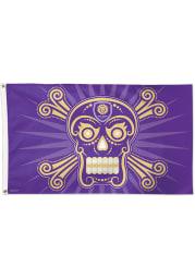 Orlando City SC 3x5 Purple Silk Screen Grommet Flag