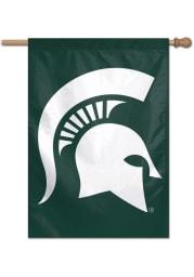 Michigan State Spartans Logo 28x40 Banner