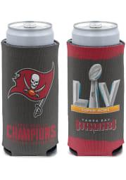 Tampa Bay Buccaneers Super Bowl LV Champions Slim Coolie