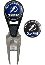Tampa Bay Lightning 2021 Stanley Cup Champion Divot Tool