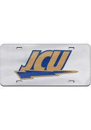 John Carroll Blue Streaks Team Logo Inlaid Car Accessory License Plate