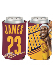Cleveland Cavaliers LeBron James Caricature Coolie