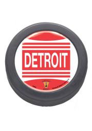 Detroit Red Wings Vintage Hockey Puck