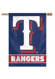 Texas Rangers 28 x 40 Logo Banner