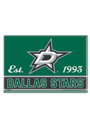 Dallas Stars 2.5x3.5 Magnet