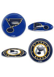 St Louis Blues Sport Dotts 2 Pack Magnet